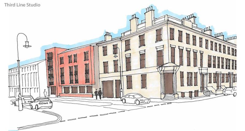 MAJOR Co-Living Development Proposed For Former Glasgow Hospice Premises