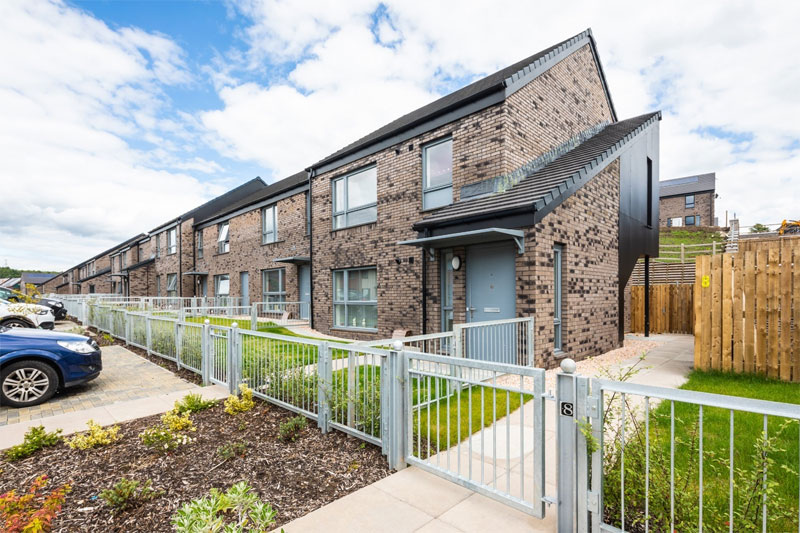 RECORD Funding Award Will Pay For Hundreds Of Homes