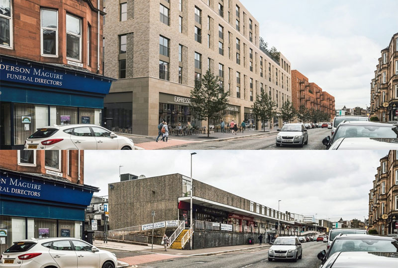 MAJOR Redevelopment Plans Drawn Up For South Side Shopping Centre