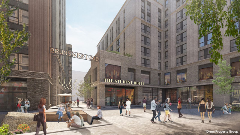 WORK To Start On Hotel As Part Of £300Million Candleriggs Transformation