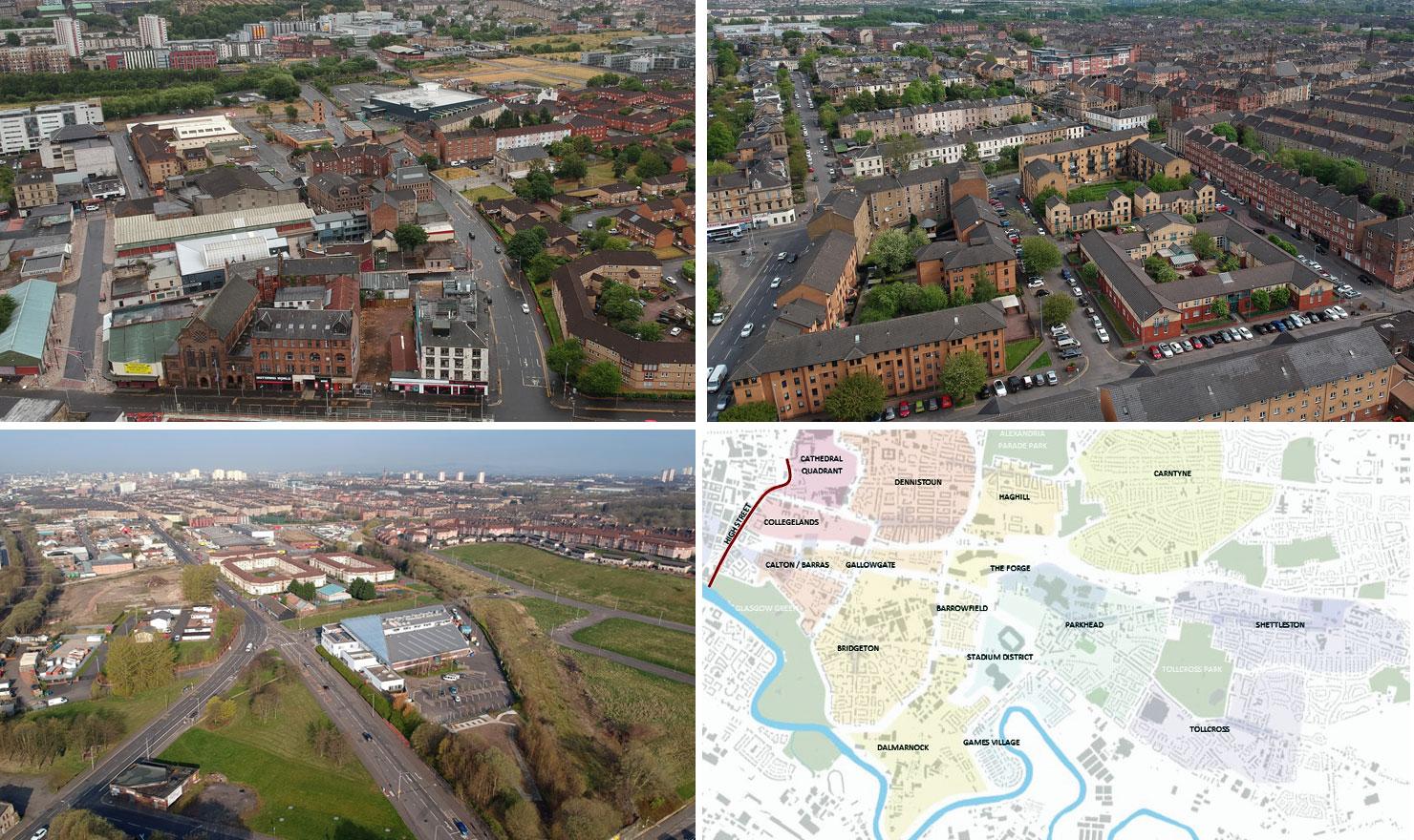 CONSULTATION Starts On Development Vision For Glasgow East End Neighbourhoods