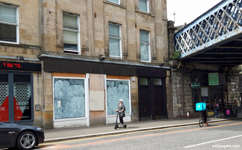 PLAN To Turn Former Betting Shop Into Gallery And Restaurant Just Months After Cafe/Bar Refusal