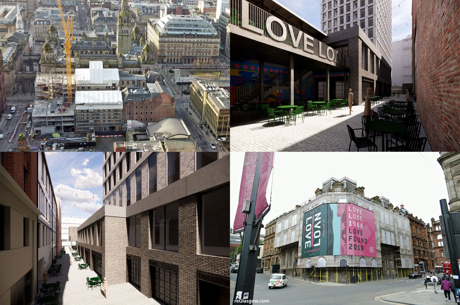 COUNCIL Agree Public Realm Cash To Support Love Loan Development