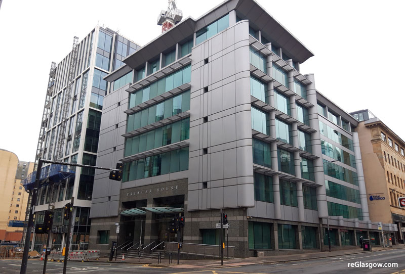 DEMOLITION Of 1960s Office Block Proposed Under £75Million Plan