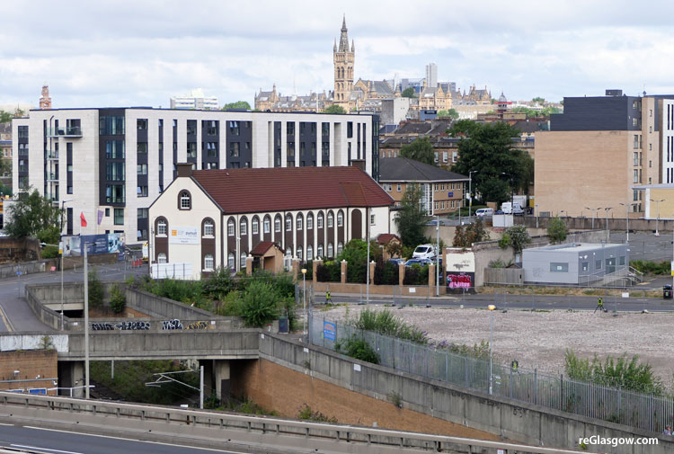 APARTMENTS Plan For Finnieston Foundry Site