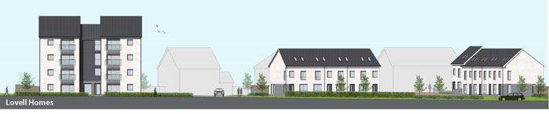 DESIGNS Permission Given For Housing Development Near Hogganfield Loch