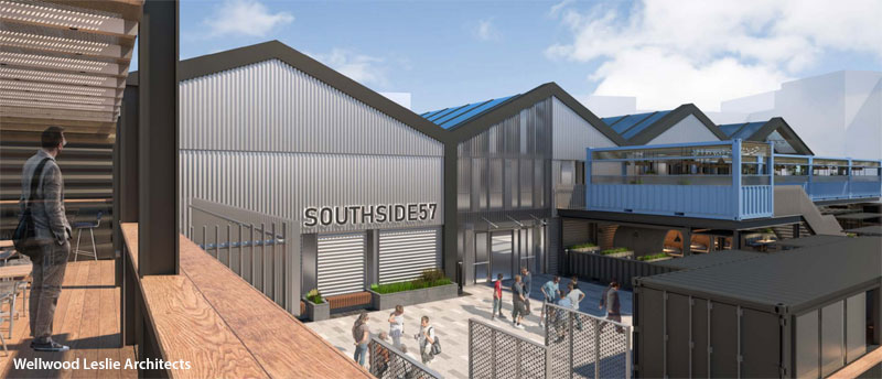 IN Pictures — Images Of How South Side 'Retail And Social Hub' Would Look