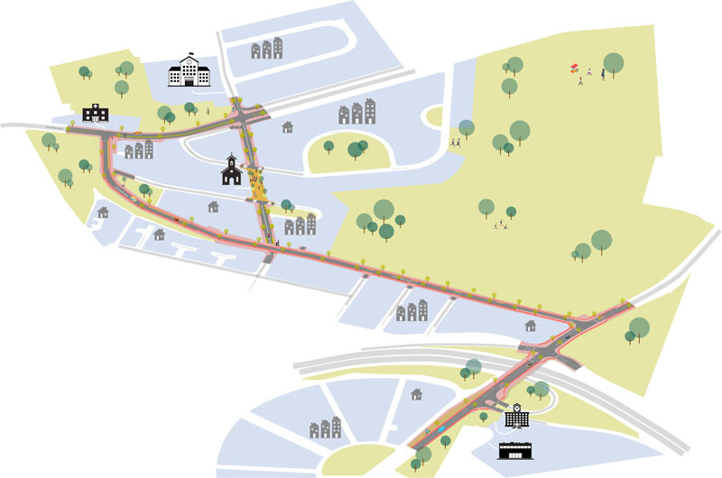 HAVE Your Say On North East Glasgow Active Travel Proposals