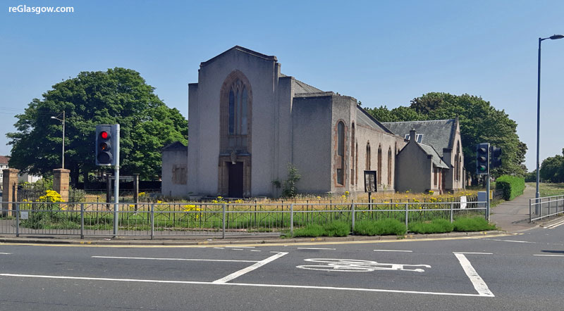 FLATS Proposed For Church Site In Bellahouston