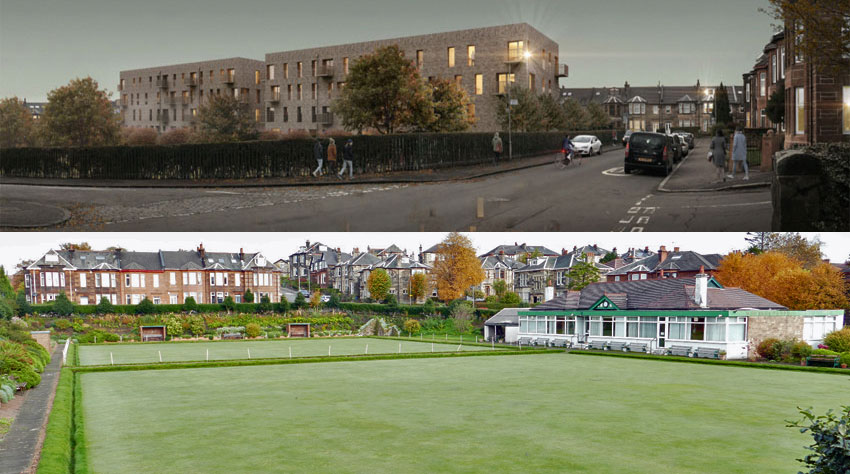 DEVELOPER Loses Appeal Over Rejection Of Flats At Disused Bowling Green