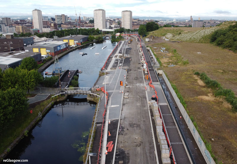 IN Pictures — Public Realm Transformation At Pinkston