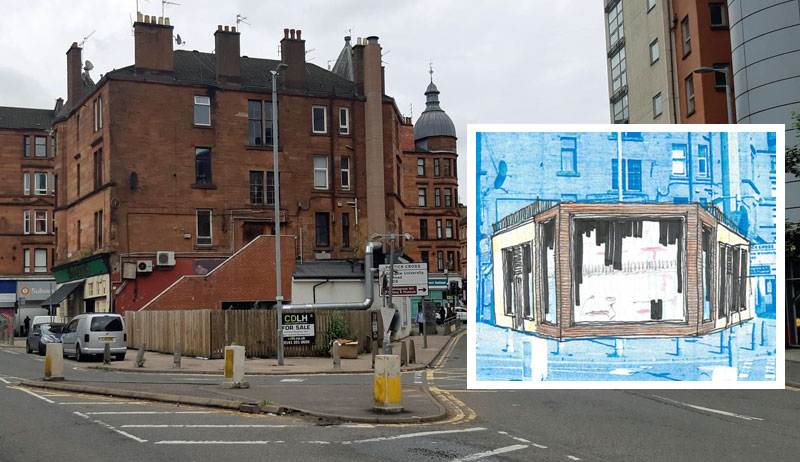 NEW Restaurant Can Be Built In West End, Say Planners
