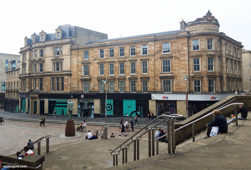 SERVICED Apartments Conversion Proposed For High-Profile Listed City Centre Site