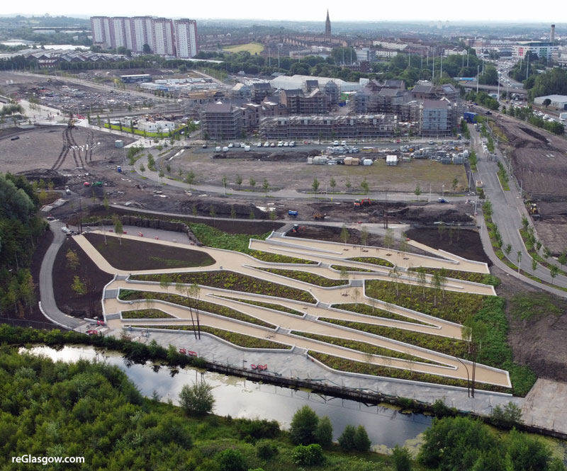 IN Pictures — Transformation In Progress At Sighthill