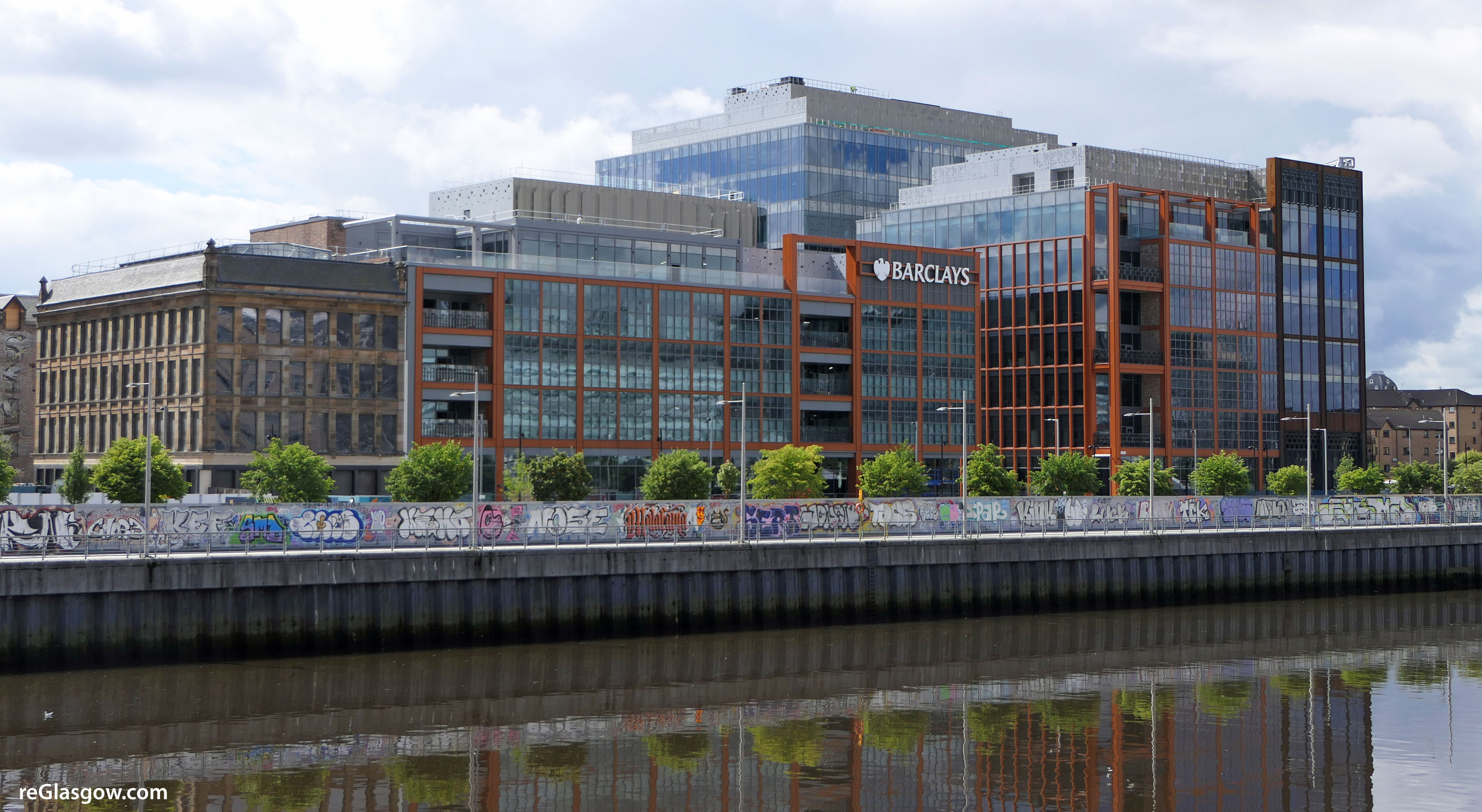 IN Pictures — Latest Views Of Barclays Campus