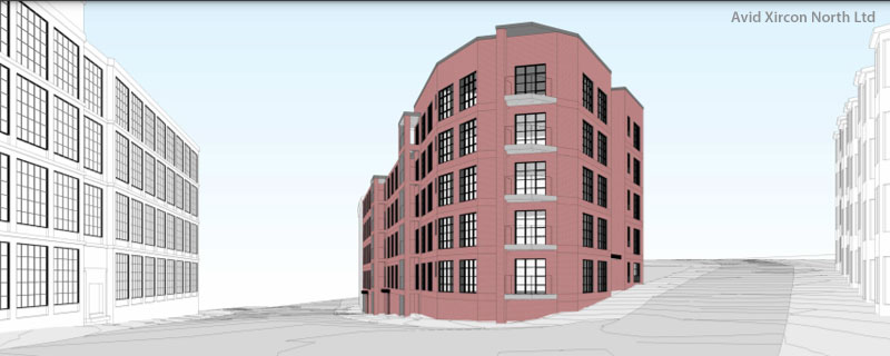 APARTMENT Building Proposed For South Side Site
