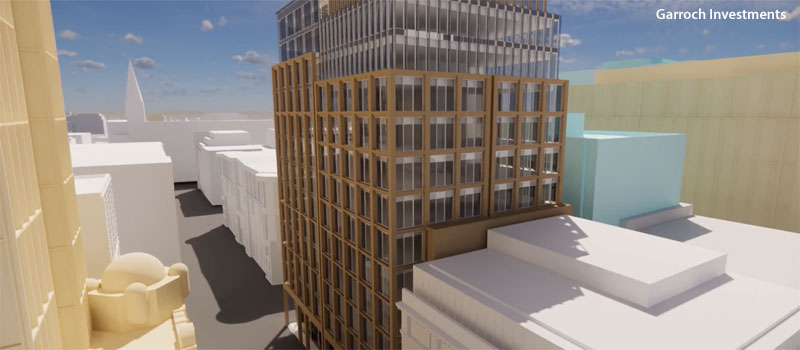 DEMOLITION And New Build 'Only Viable Option' For City Centre Site