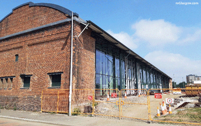 IN Pictures — Conversion Of Historic Dalmarnock Building