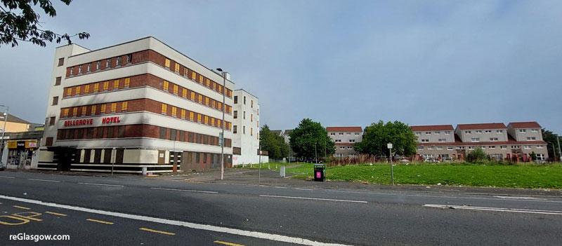 BELLGROVE Hotel Conversion And New-Build Plan