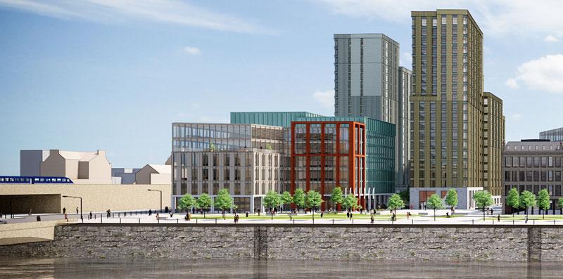 STUDENT Loans Company HQ Deal Is Final Piece In Buchanan Wharf 'Jigsaw'