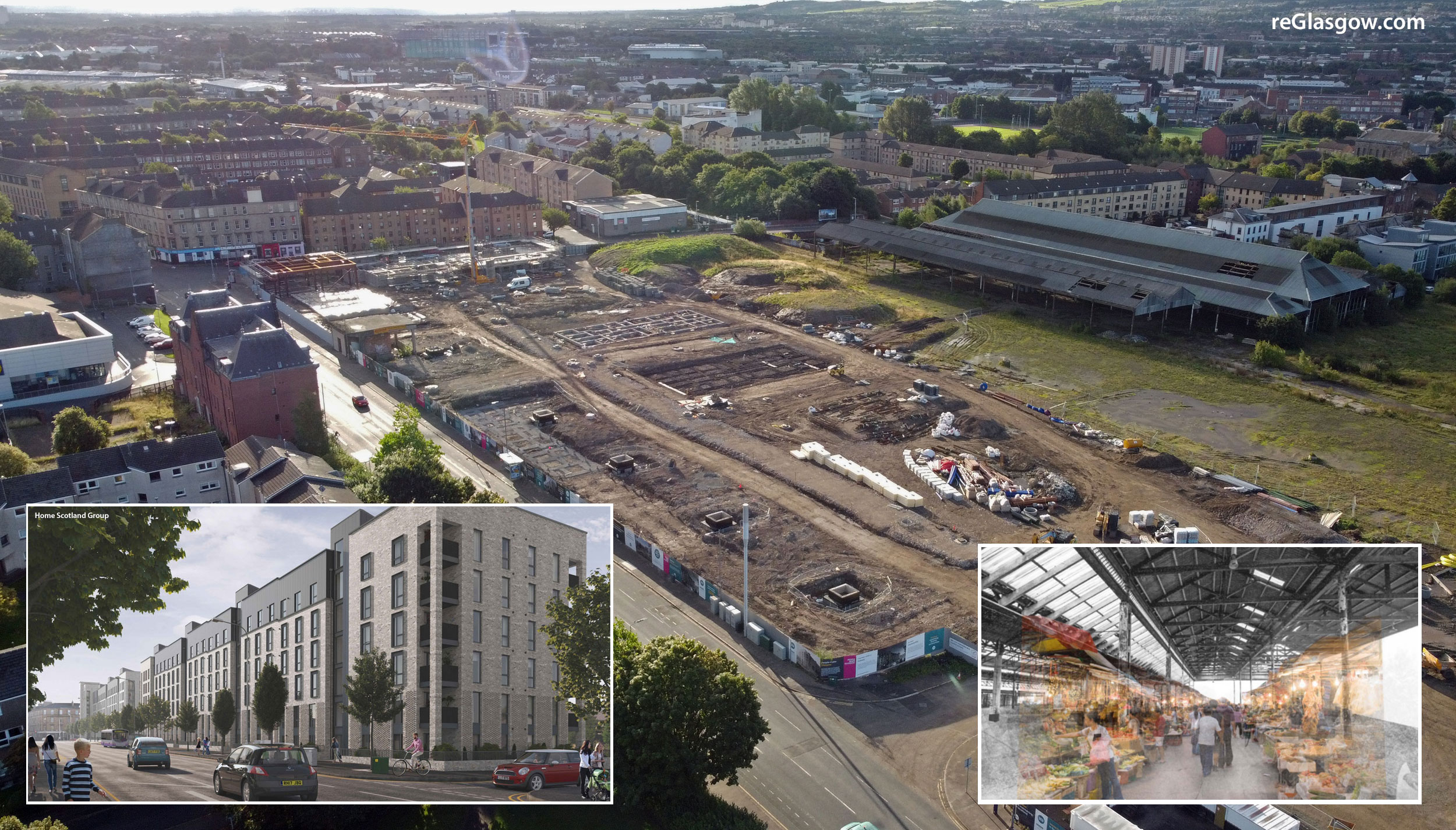 REGENERATION Of Massive East End Meat Market Area To Take Shape Over Next Few Years