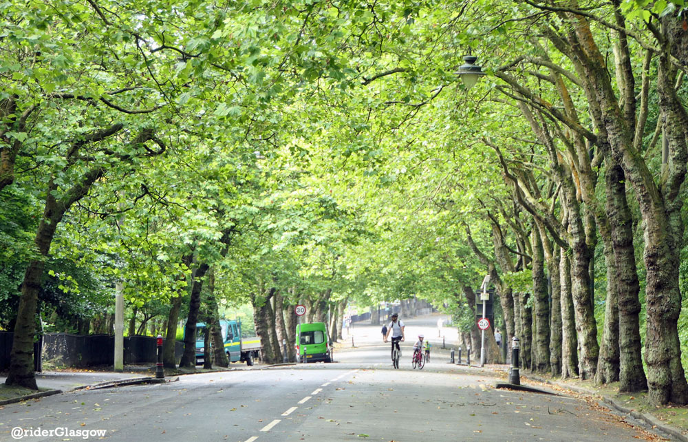 KELVIN Way Set To Remain Traffic-Free Under Plan To Keep Citywide Spaces For People Measures