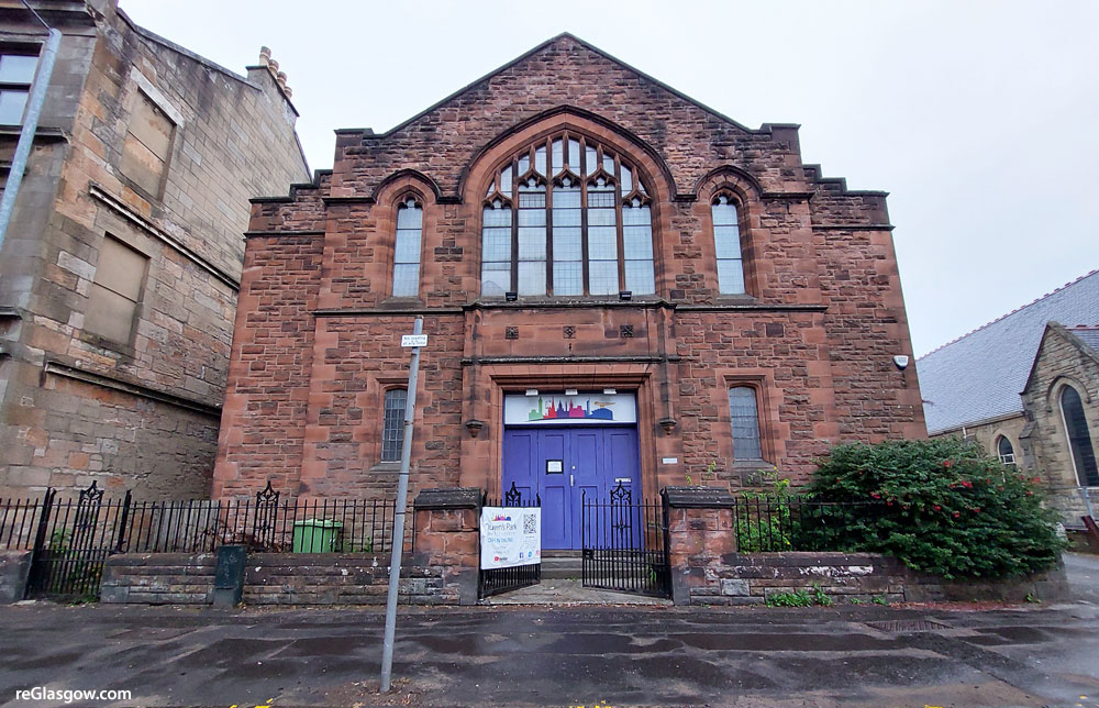 CHURCH Building In Partick Can Be Knocked Down