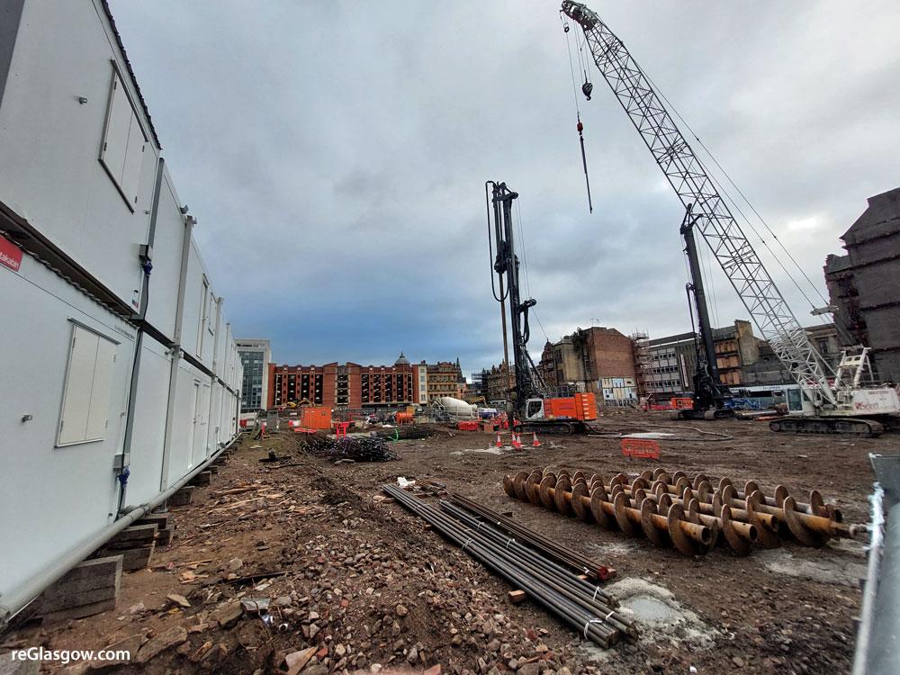 WORK Starts On Scotland's Largest Hotel In Merchant City
