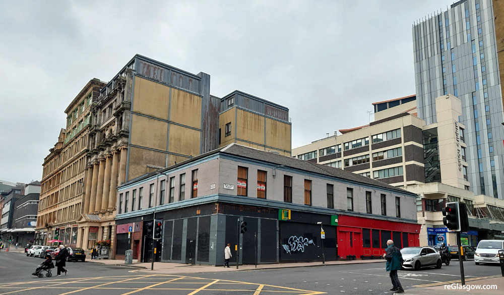 MIXED-Use Development Now Being Proposed For High-Profile City Centre Site