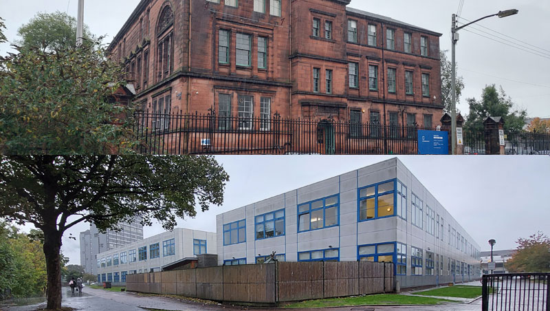 OPTIONS Revealed For Additional Primary School In Central Glasgow