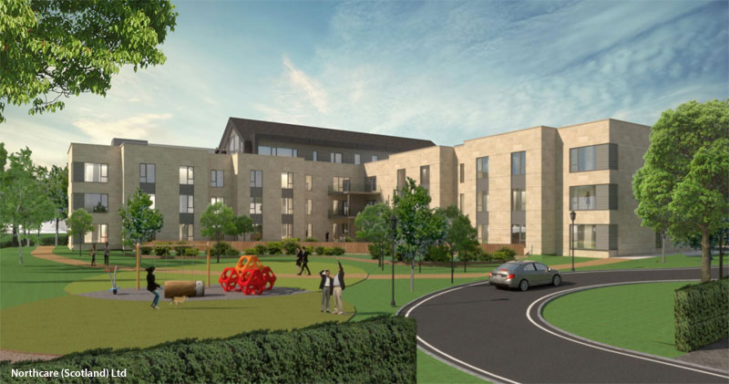 £10Million Care Home Plan For West End Bowling Club Site