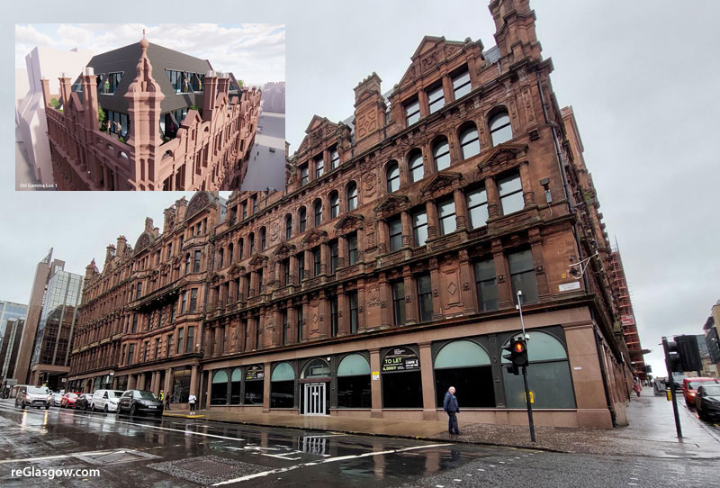 £35MILLION Overhaul Proposed For B-Listed City Centre Office Building
