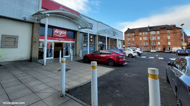 PLAN For Argos To Make Way For M&S Expansion At Retail Park