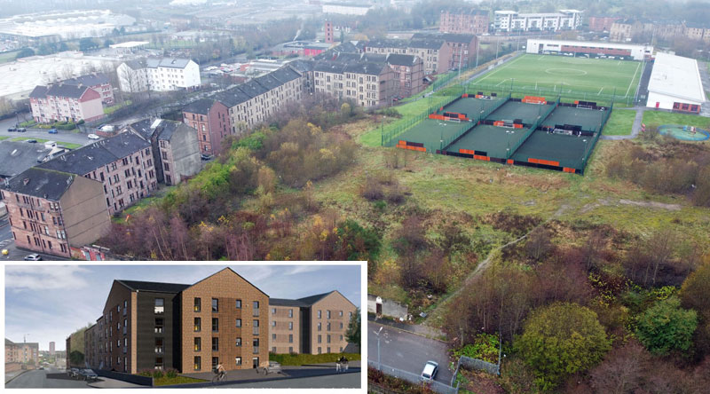 APPLICATION Submitted For Flats At Site Of Football Club's Old Stadium