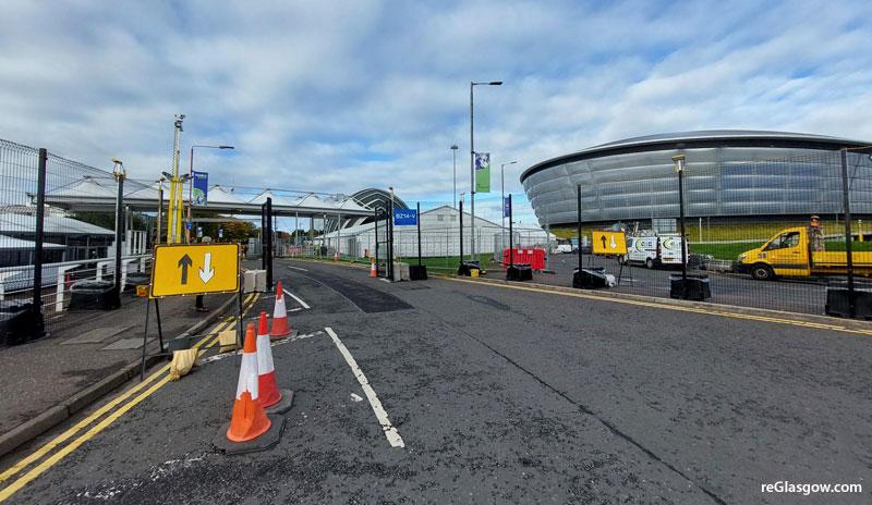 WARNING As Glasgow COP26 Travel Restrictions Begin